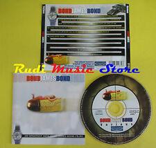 CD BONDJAMESBOND compilation VARIOUS no lp mc dvd vhs (C12)