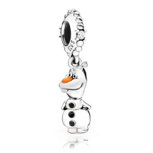 Frozen 2 charm de autentica plata de ley s925 nuevo