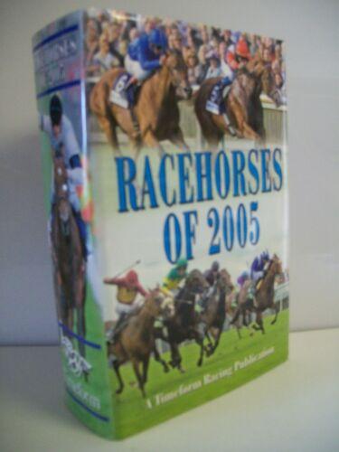 1 of 1 - Racehorses of 2005: 2005 by Timeform (Hardback, 2006)