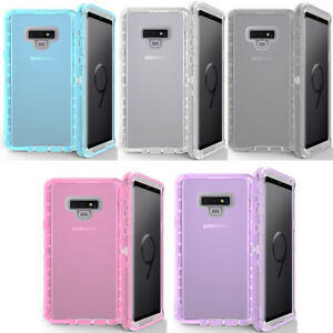 For-Samsung-Note-9-Shockproof-Heavy-Duty-Armor-Defender-Case-W-Clip-Fit-Otterbox