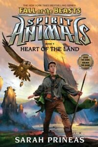 Details about HEART OF THE LAND Spirit Animals Fall of the Beasts 5 NEW  book (2017) series