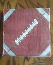 20 Cocktail Napkins 2 Ply party favor Birthday FOOTBALL BABY Super Bowl Party