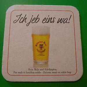 Bière Brewery Dessous De Verre >< Brauerei Haacht Eupener Pilsner~ Fnvtuwqf-07214405-776307531