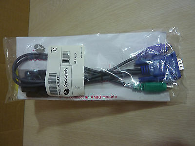 avocent AMIQ-PS2 500-149-001 KVM Switch AMX AMX5010 AMX5020 AMX5030 AMIQ PS2 lot