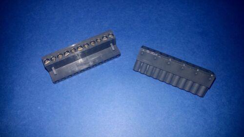 ORION COBALT 11 PIN POSITION PLUG SPEAKER REMOTE PLUG CS500.5 CS-500.5 QTY:48