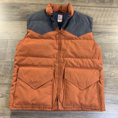 VINTAGE Frostline Kit Puffer Vest Jacket Men's Siz