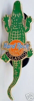 Hard Rock Cafe ORLANDO 2002 PINtasia PIN Event Alligator Gator with HRC Logo