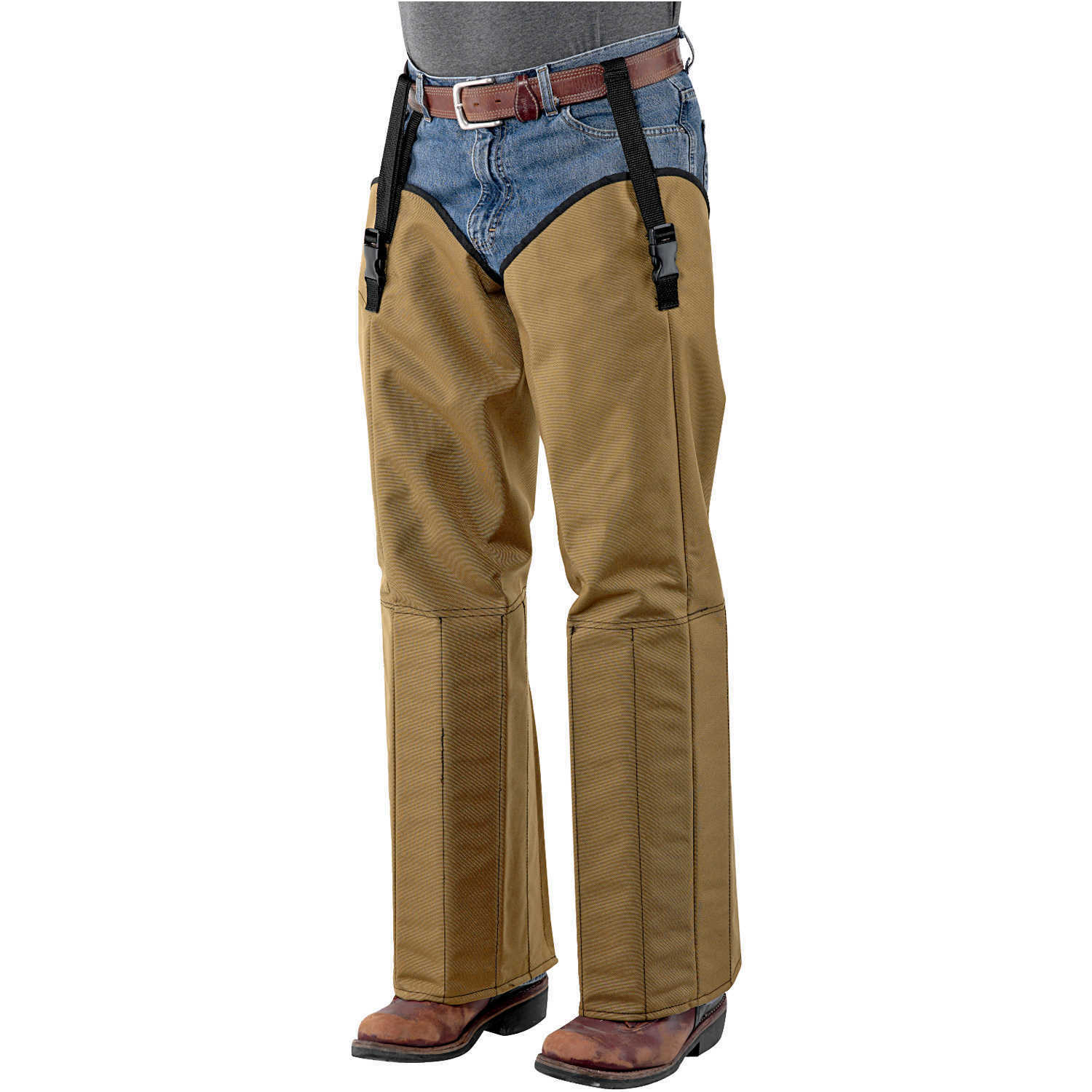 """Snake Chapz Predective Chaps Fits 26"""" Thigh Tall 20""""H"""