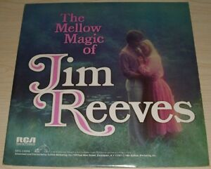 Details about THE MELLOW MAGIC OF JIM REEVES ALBUM 1981 RCA SPECIAL  PRODUCTS DVL1-0504