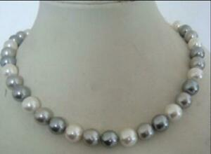 stunning-AAA-9-10mm-tahitian-white-grey-color-pearl-necklace-16-inch-14K