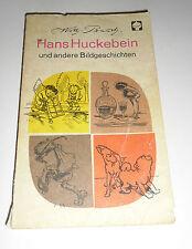 Wilhelm Busch - Hans Huckebein und andere Bildgeschichten