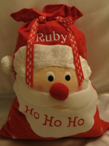 Noël sac personnalisé ho ho ho