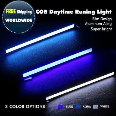 2-Pack Universal LED Daytime Running Light