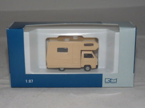 embalaje original Rietze 10110 autocaravana hymer Camp II-neutral nuevo