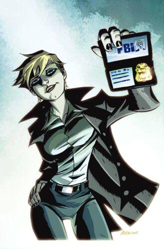 POWERS MARVEL COMICS #8 2009-2011 JUN100641