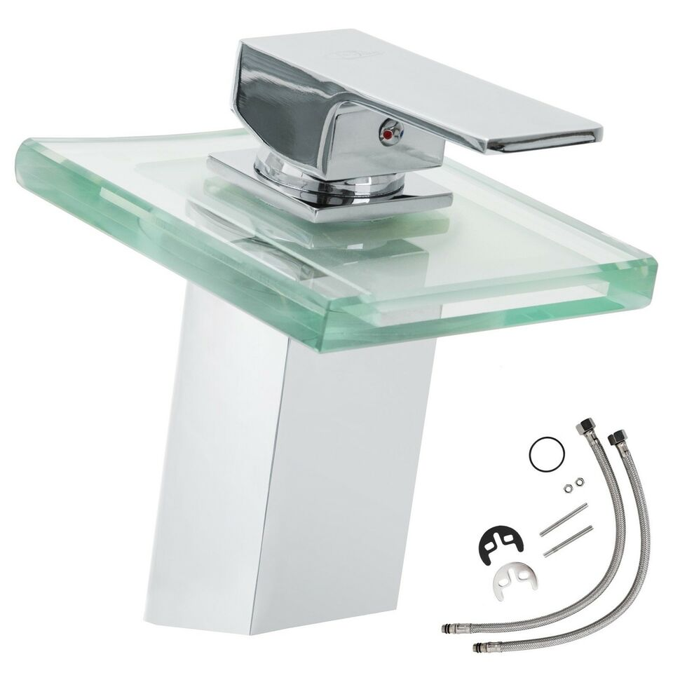 Håndvaskarmatur / vandhane med LED