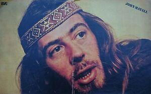 JOHN-MAYALL-POSTER-MUZIEK-EXPRES-1971
