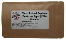 Yeast Extract Peptone Dextrose Agar Yepd Ypd 65 Grams Yields 1 Liter