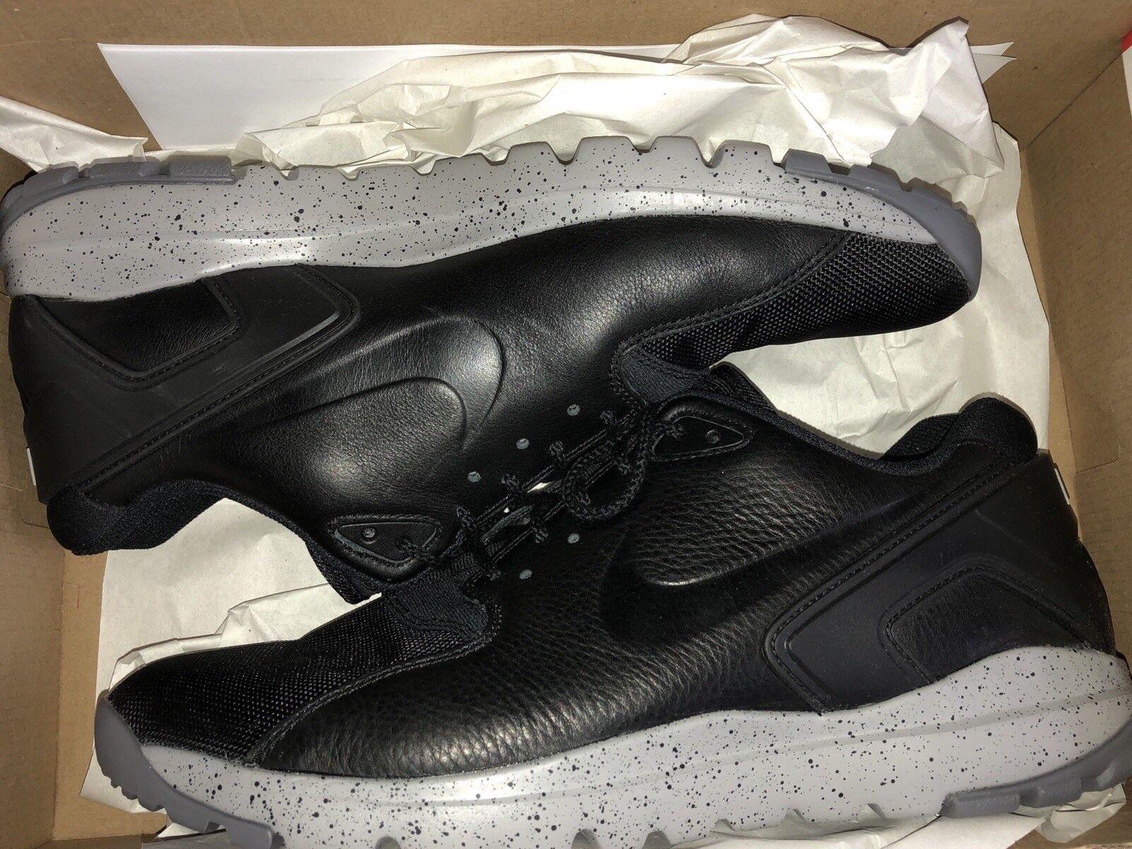 Nike Koth Ultra Low Nero Matte Silver 12 749486 003