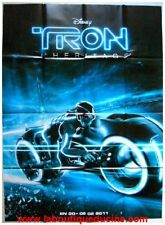 TRON Affiche Cinéma Preventive B / Movie Poster  DISNEY