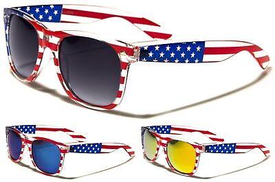 Ambizioso Da Uomo O Occhiali Da Sole Da Donna Bandiera Usa Classic Occhiali Unisex Con Uv400 Potection-