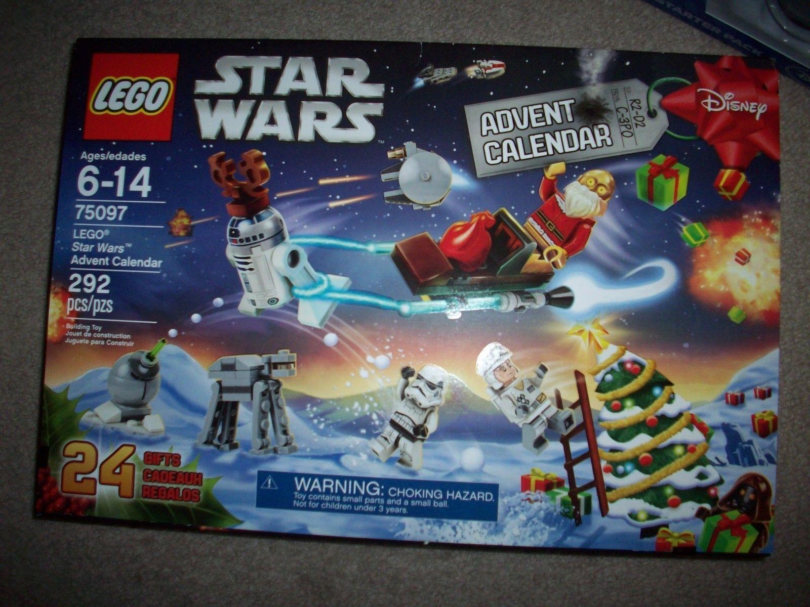 garanzia di qualità Nuovo Lego Advent Calendar 75097 w  estrella estrella estrella guerras C-3P0 cifras nuovo  preferenziale