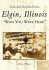 Elgin, Illinois: Wish You Were Here by William E Bennett, Elgin Area Historical Society (Paperback / softback, 2001)