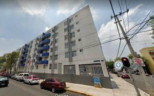 Departamento en Col. Popular Rastro, Venustiano Carranza, CDMX