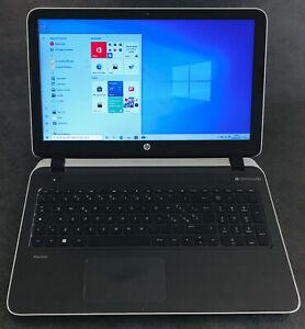 "Notebook HP Pavilion - Schermo HD 15.6"" - RAM 16 GB - i7 2.0 GHz - SSD 480 GB"