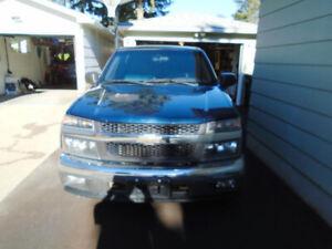 2004 Chevrolet Colorado 1SF LS Z71