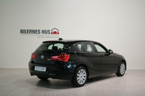 BMW 118d 2,0  - billede 1