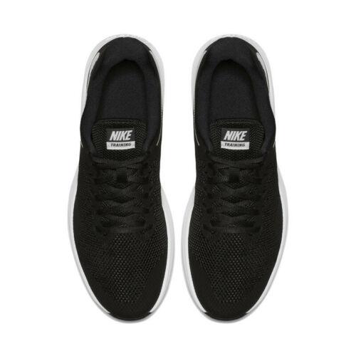 Aa7060 Noir Nike 10 5 11 Air Sz Alpha 001 Nib blanc Max Baskets Homme F0BqXq