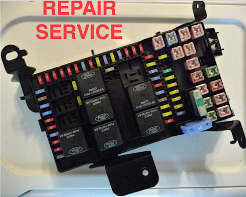 "F 250-550 SUPER DUTY FUSE BOX BCM /""REPAIR SERVICE/"" 2002-2007 EXCURSION"