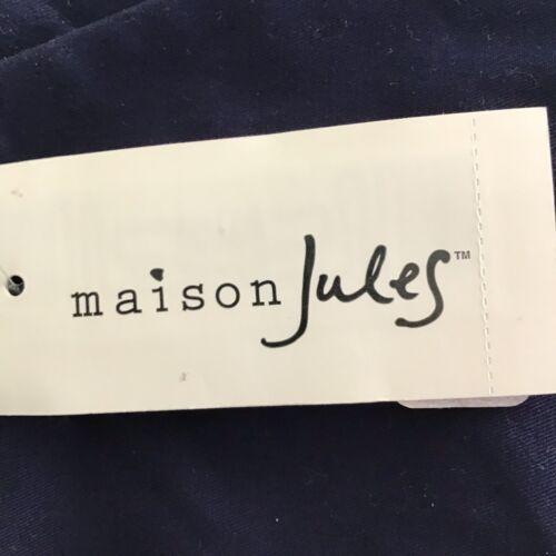 C0091 Blu donna Navy Maison Taglia Jules Notte Shorts 14 q78Rvpq