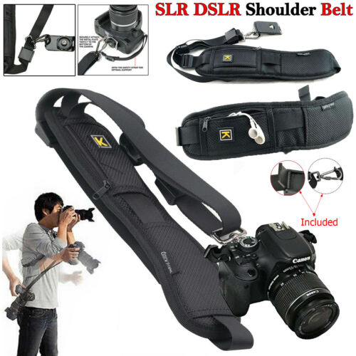 SLR DSLR Cameras Canon Sony Nikon Quick Sling Camera Single Shoulder Belt Strap