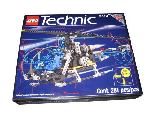 LEGO TECHNIC 8412 Nighthawk hellicopter Neuf Scellé Difficile à trouver