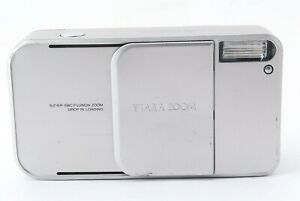 Fujifilm Tiara Zoom Point & Shoot 35mm Film Camera Excellent From Japan #7526
