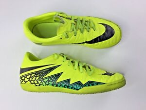 premium selection f461c f11d5 Image is loading Nike-Hypervenom-Phelon-II-IC-Indoor-Soccer-Shoes-