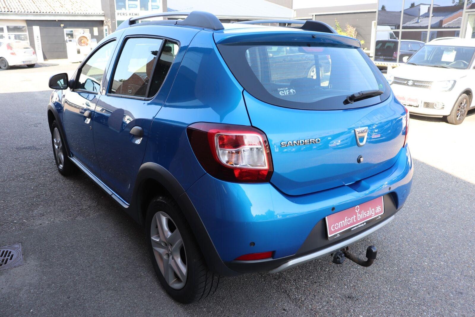 Dacia Sandero Stepway 2015