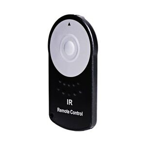 RC-6 IR Wireless Shutter Release Remote for Canon 60D / T3i/7D/60Da / 5D Mark II