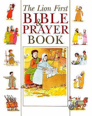 The Lion First Bible and Prayer Book, Alexander, Pat, Very Good Book