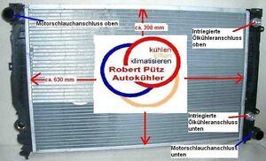 KUHLER-Wasserkuehler-Audi-A4-B5-Automatik-2-4-2-8-L-a-2-5-TDi-8D0121251L