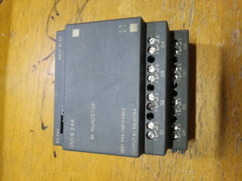 6ED1 055-1NB10-0BA0  tested 1 pcs Siemens LOGO