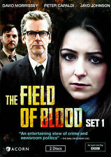 The Field of Blood: Set 1 (DVD, 2014, 2-Disc Set) Former Rental not in orig case