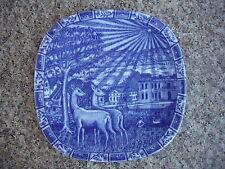 Rörstrand JULEN 1981 - collector's piece - wall plate Wandteller