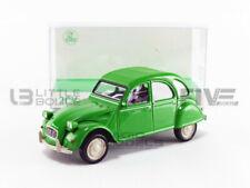 Norev 150510 Citroen 2 CV 6 Club grün Jet Car Maßstab 1:43 ModellautoNEU °