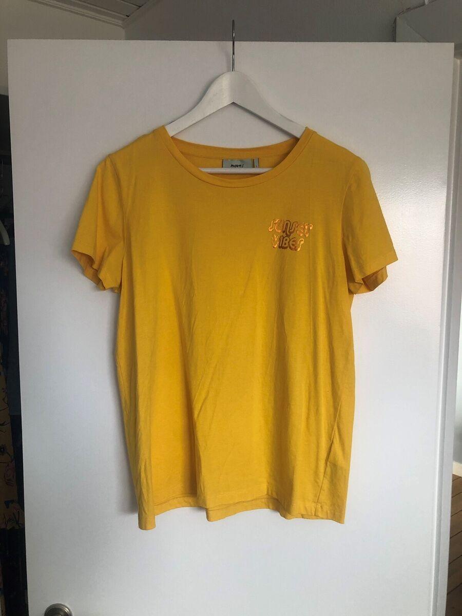T shirt, Moves , str. 40, Næsten som ny
