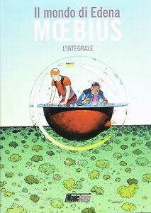 il-MONDO-di-EDENA-di-Moebius-L-039-INTEGRALE-ed-Magic-Press-NUOVO-sconto-50