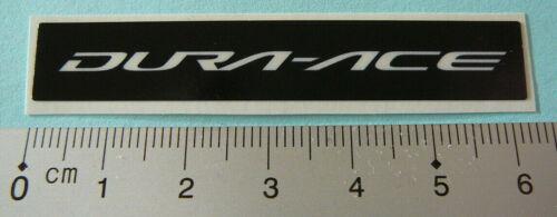shi004 Shimano Dura Ace sticker autocollant VTT Enduro Vélo de course Racer