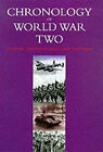 Chronology of World War Two by Dale Manning, Edward Davidson (Hardback, 1999)